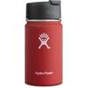 Hydro Flask Wide Mouth Coffee Bottle 12oz (355ml) Lava